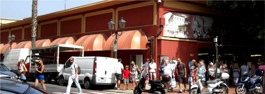 Ventimiglia-Market
