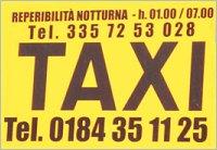 Ventimiglia-Taxi